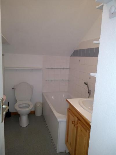 Rent in ski resort 2 room apartment sleeping corner 6 people (EG63) - Les Chalets de SuperD Eglantier - Superdévoluy - Bath-tub