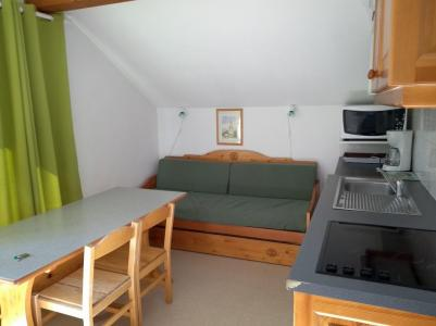 Rent in ski resort 2 room apartment sleeping corner 6 people (EG63) - Les Chalets de SuperD Eglantier - Superdévoluy - Bed-settee