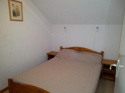 Rent in ski resort 2 room apartment sleeping corner 6 people (EG63) - Les Chalets de SuperD Eglantier - Superdévoluy - Double bed