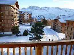 Rent in ski resort 2 room apartment sleeping corner 6 people (EG63) - Les Chalets de SuperD Eglantier - Superdévoluy - Winter outside