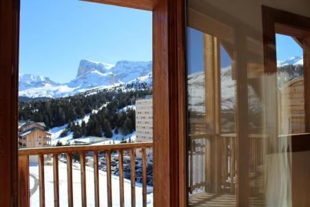 Rent in ski resort 1 room apartment sleeping corner 6 people (EG61) - Les Chalets de SuperD Eglantier - Superdévoluy