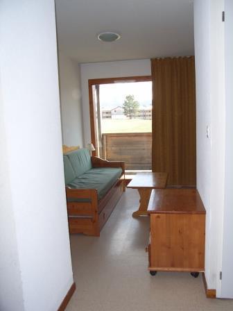 Rent in ski resort 2 room apartment sleeping corner 6 people (EG34) - Les Chalets de SuperD Eglantier - Superdévoluy
