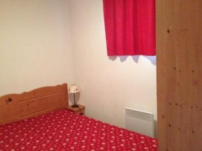 Rent in ski resort 2 room apartment sleeping corner 6 people (FR23) - Les Chalets de SuperD Fraxinelle - Superdévoluy - Double bed