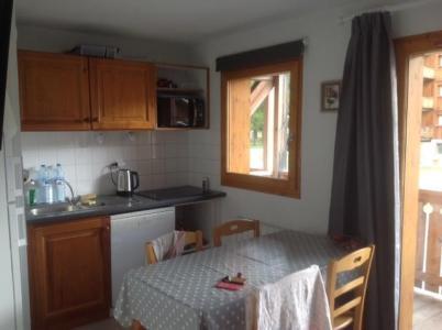 Rent in ski resort 2 room apartment sleeping corner 6 people (FR24) - Les Chalets de SuperD Fraxinelle - Superdévoluy - Kitchenette
