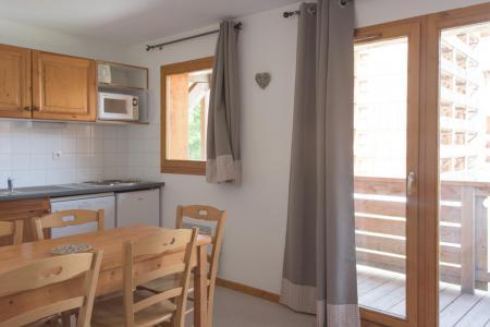 Rent in ski resort 2 room apartment sleeping corner 6 people (FR34) - Les Chalets de SuperD Fraxinelle - Superdévoluy - Kitchenette