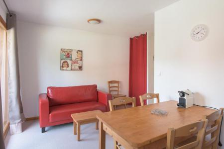 Rent in ski resort 2 room apartment sleeping corner 6 people (FR34) - Les Chalets de SuperD Fraxinelle - Superdévoluy - Living room