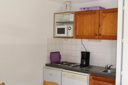 Rent in ski resort 4 room apartment 8 people (FR31) - Les Chalets de SuperD Fraxinelle - Superdévoluy - Kitchenette