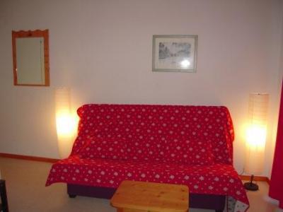 Rent in ski resort 4 room apartment 8 people (FR51) - Les Chalets de SuperD Fraxinelle - Superdévoluy - Bed-settee