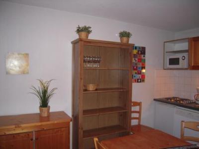 Rent in ski resort 4 room apartment 8 people (FR51) - Les Chalets de SuperD Fraxinelle - Superdévoluy - Kitchenette