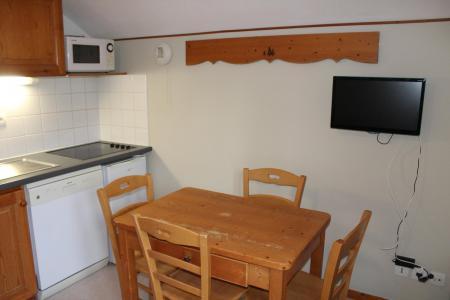 Rent in ski resort Studio sleeping corner 4 people (FR63) - Les Chalets de SuperD Fraxinelle - Superdévoluy
