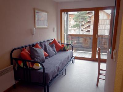 Rent in ski resort 2 room apartment sleeping corner 6 people (GE24) - Les Chalets de SuperD Gentiane - Superdévoluy