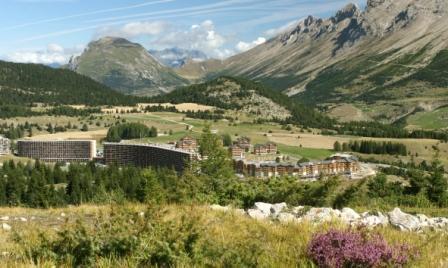 Rent in ski resort Les Chalets de SuperD Gentiane - Superdévoluy