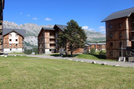 Rent in ski resort 4 room apartment 8 people (GE25) - Les Chalets de SuperD Gentiane - Superdévoluy