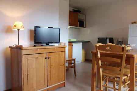 Rent in ski resort 4 room apartment 8 people (HE45) - Les Chalets de SuperD Hélianthème - Superdévoluy
