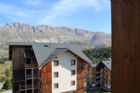 Rent in ski resort 2 room apartment 4 people (HE82) - Les Chalets de SuperD Hélianthème - Superdévoluy