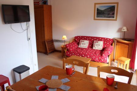 Rent in ski resort 2 room apartment sleeping corner 6 people (HE32) - Les Chalets de SuperD Hélianthème - Superdévoluy