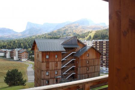 Rent in ski resort 2 room apartment sleeping corner 6 people (HE52) - Les Chalets de SuperD Hélianthème - Superdévoluy