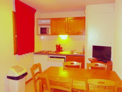 Rent in ski resort 2 room apartment sleeping corner 6 people (HE22) - Les Chalets de SuperD Hélianthème - Superdévoluy