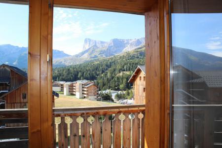 Rent in ski resort 2 room apartment sleeping corner 6 people (HE54) - Les Chalets de SuperD Hélianthème - Superdévoluy