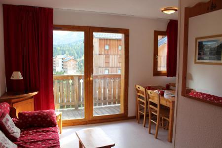 Location 6 personnes Appartement 2 pièces coin montagne 6 personnes (HE32) - Les Chalets De Superd Heliantheme