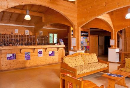 Location au ski Les Chalets Superd - Superdévoluy - Réception