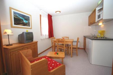 Location au ski Appartement 2 pièces 4 personnes (BBF) - Les Chalets Superd - Superdévoluy - Séjour