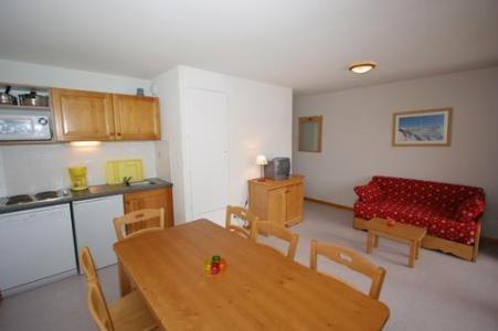 Location au ski Appartement 3 pièces coin montagne 8 personnes (BCT) - Les Chalets Superd - Superdévoluy - Coin repas