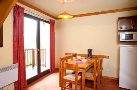 Location 10 personnes Appartement 3 pièces cabine 10 personnes (BCW) - Les Chalets Superd