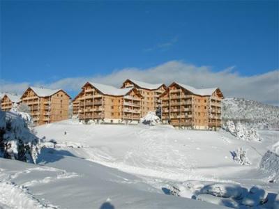 Location au ski Les Chalets Superd - Superdévoluy - Extérieur hiver
