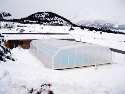 Rent in ski resort Les Chalets Superd - Superdévoluy