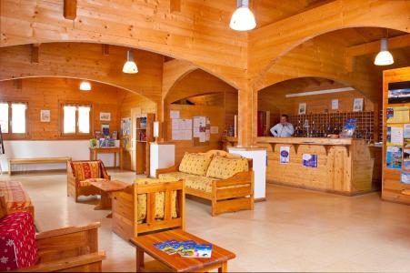 Rent in ski resort Les Chalets Superd - Superdévoluy - Reception
