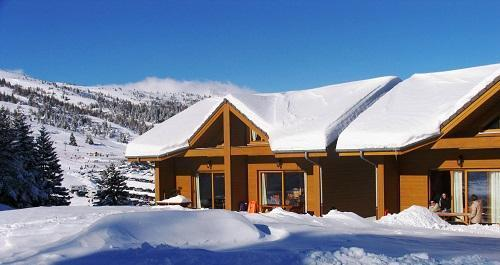 Huur Residence Chalets Margot winter