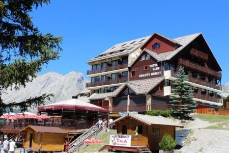 Location au ski Chalet 4 pièces 10 personnes (M10) - Residence Chalets Margot - Superdévoluy