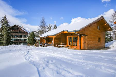 Rental Superdévoluy : Résidence Chalets Margot winter