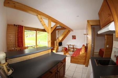 Location au ski Residence Chalets Margot - Superdévoluy - Cuisine