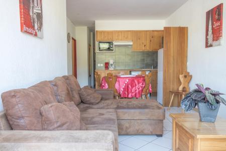 Rent in ski resort Résidence Chalets Margot - Superdévoluy - Living area