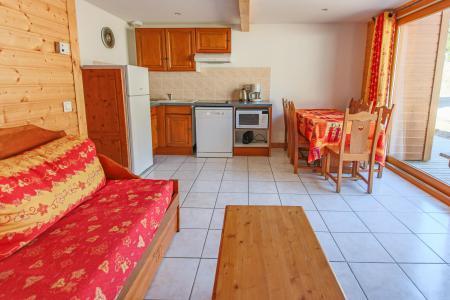Rent in ski resort Résidence Chalets Margot - Superdévoluy - Open-plan kitchen