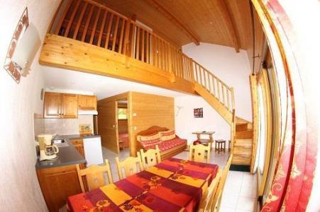 Location au ski Residence Chalets Margot - Superdévoluy - Séjour