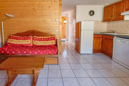 Rent in ski resort Résidence Chalets Margot - Superdévoluy - Sofa-bed