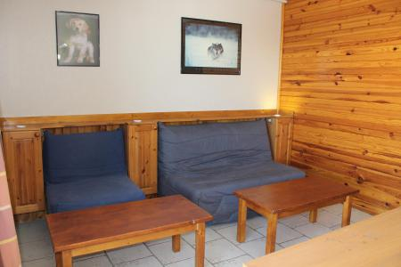 Rent in ski resort Studio sleeping corner 4 people (BA1030N) - Résidence le Bois d'Aurouze - Superdévoluy