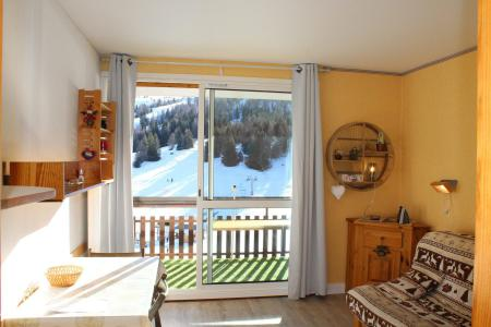 Rent in ski resort Studio 4 people (BA0851S) - Résidence le Bois d'Aurouze - Superdévoluy