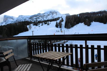 Rent in ski resort Studio 4 people (BA0108S) - Résidence le Bois d'Aurouze - Superdévoluy