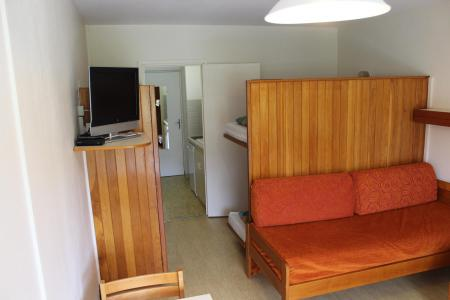 Rent in ski resort Studio sleeping corner 4 people (BA0416S) - Résidence le Bois d'Aurouze - Superdévoluy