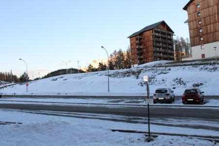 Location au ski Studio coin montagne 4 personnes (BA041N) - Résidence le Bois d'Aurouze - Superdévoluy