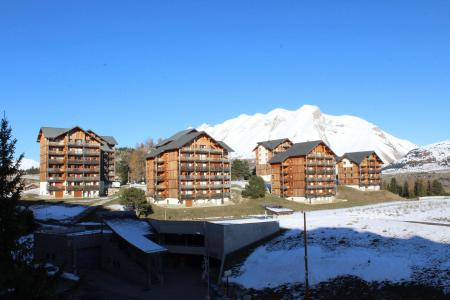 Rent in ski resort Studio 3 people (BA0409N) - Résidence le Bois d'Aurouze - Superdévoluy