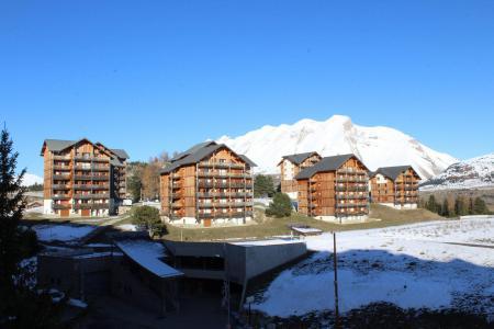 Location au ski Studio 3 personnes (BA0409N) - Résidence le Bois d'Aurouze - Superdévoluy
