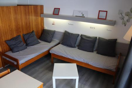 Rent in ski resort Studio sleeping corner 4 people (BA0343N) - Résidence le Bois d'Aurouze - Superdévoluy