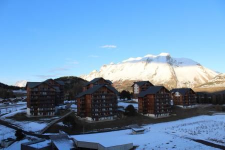 Location au ski Studio 3 personnes (BA0807N) - Résidence le Bois d'Aurouze - Superdévoluy