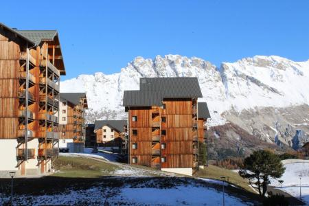Rent in ski resort Studio 4 people (BA0442N) - Résidence le Bois d'Aurouze - Superdévoluy