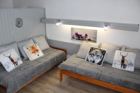 Rent in ski resort Studio sleeping corner 4 people (BA0414S) - Résidence le Bois d'Aurouze - Superdévoluy